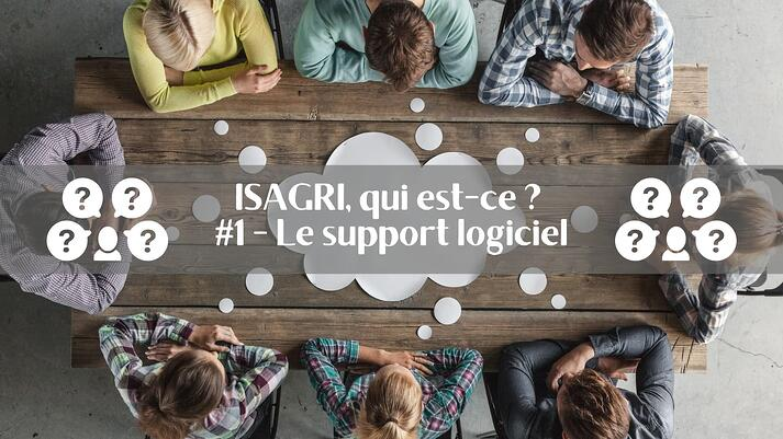 ISAGRI, qui est-ce ? #1 - Le support logiciel Gestion Commerciale