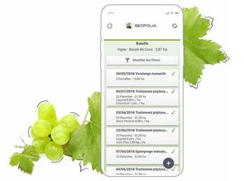 Geofolia smartphone viti-1
