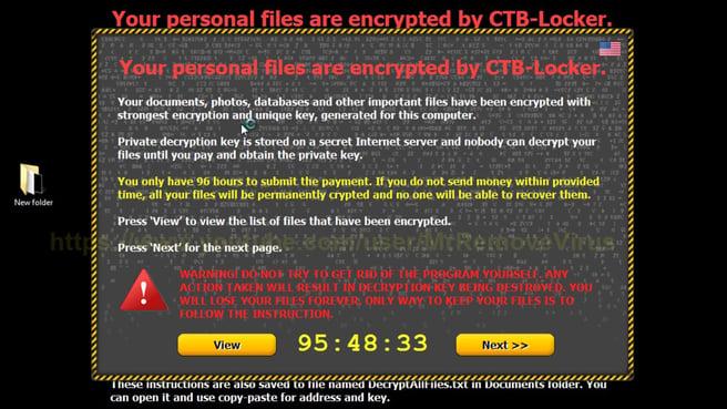 ctb locker ransomware rançongiciel