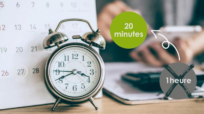 Comment diviser par 3 le temps consacré à vos tâches informatiques ?