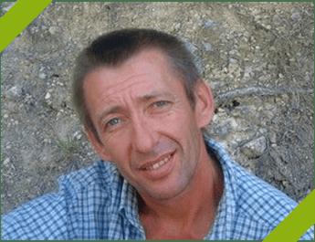 Emmanuel Cloux utilisateur de lapplication Geofolia