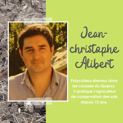 Portrait Jean christophe alibert