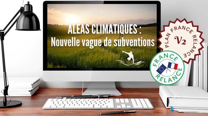 Comment profiter des dernières subventions agricoles du Plan France Relance ?