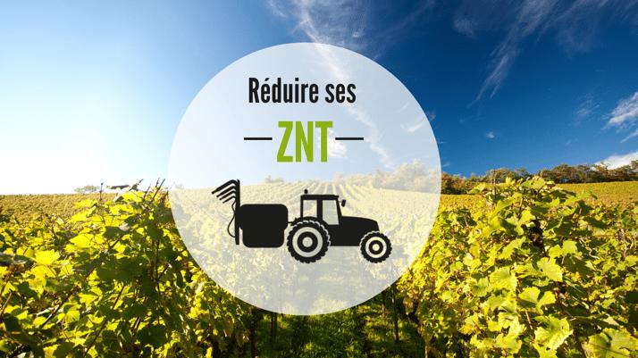Comment bien choisir son pulvérisateur viticole pour réduire ses ZNT?