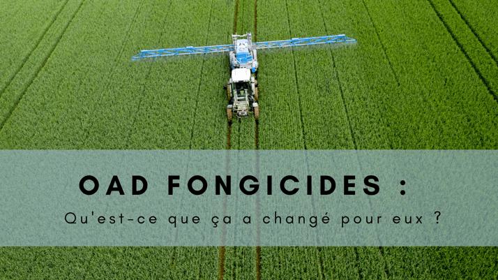 OAD fongicides : qu'est-ce que ça a changé pour eux ?