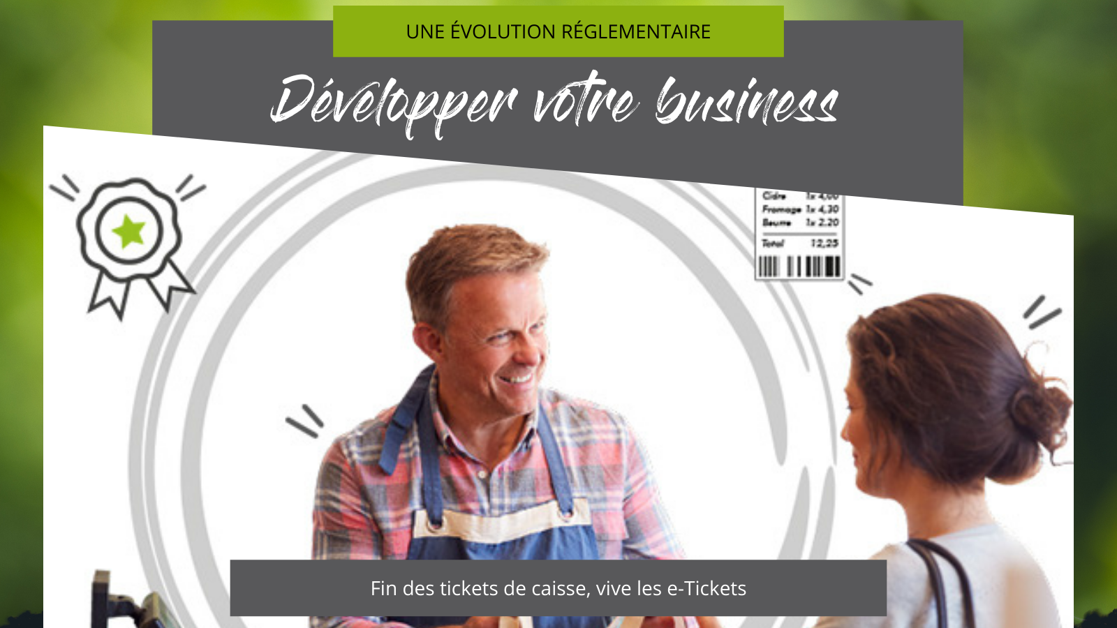 Comment le e-ticket permet d'optimiser vos ventes ?