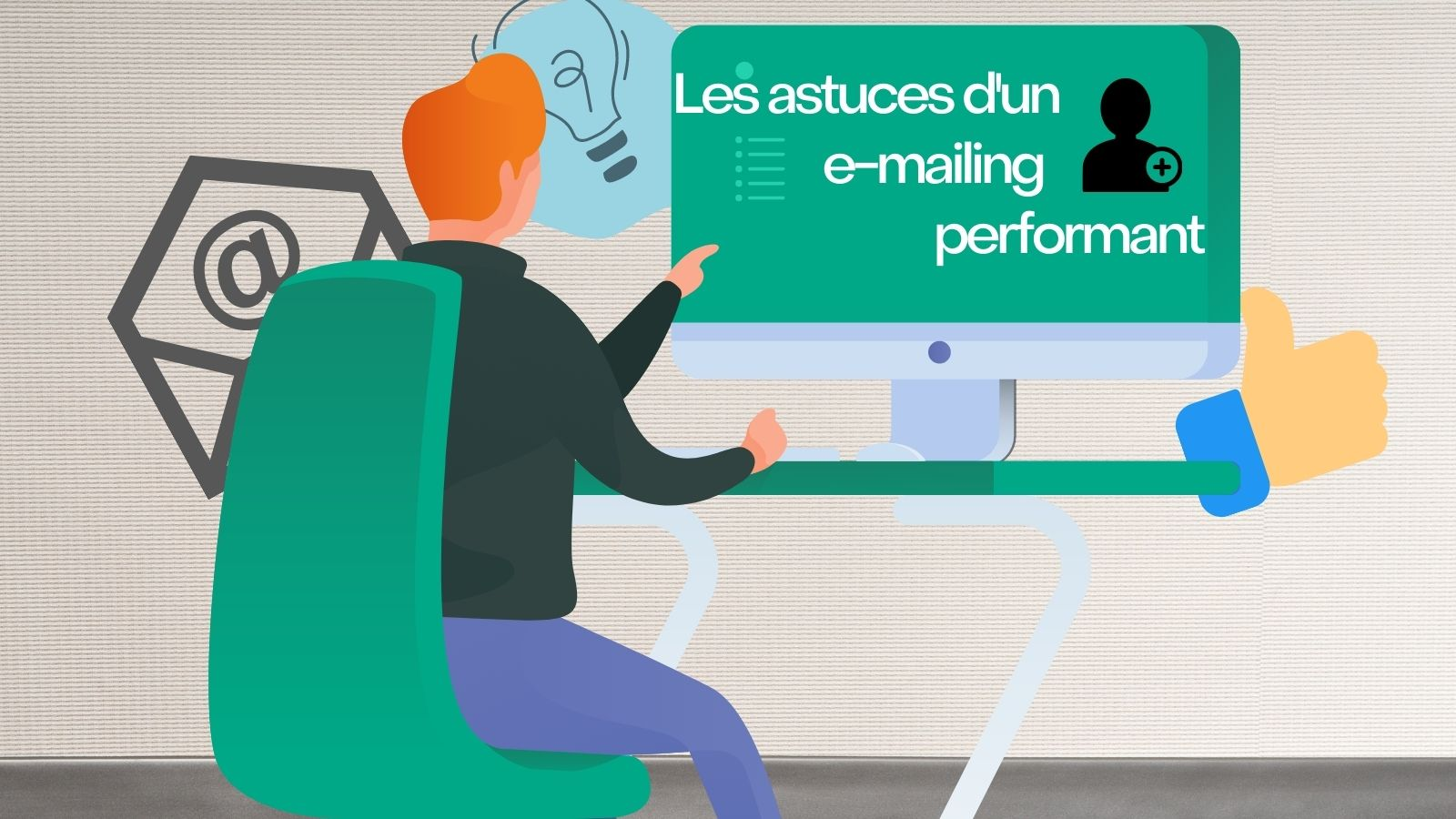 Les astuces d'un e-mailing performant