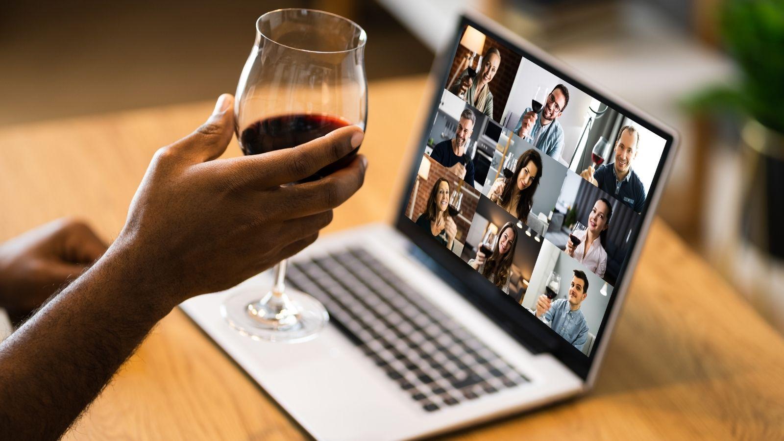 Rencontres vinicoles via le Web